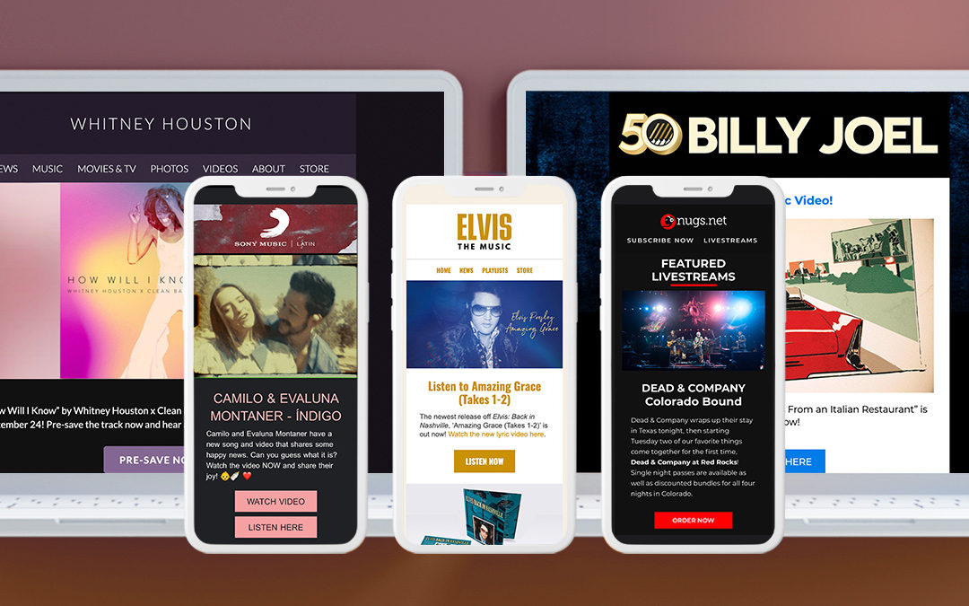 Email Design Trends to Keep Fans Engaged